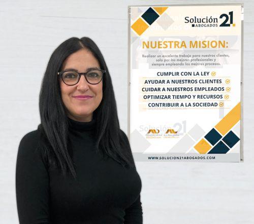 ISabel Segura abogada Laboralista
